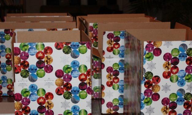 Kerstpakketten 2013